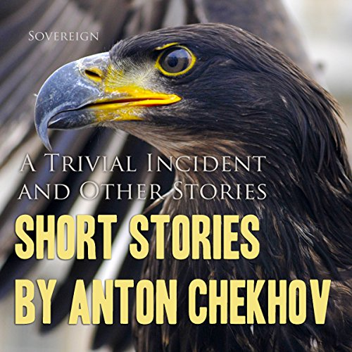 Short Stories by Anton Chekhov, Volume 5 audiobook cover art