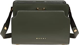 Luxury Fashion | Marni Womens SBMP0024Y0P2991Z277M Green Shoulder Bag |