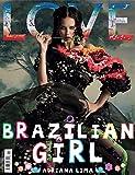 Love Magazine #12 (Autumn/Winter, 2014) Adriana Lima Cover