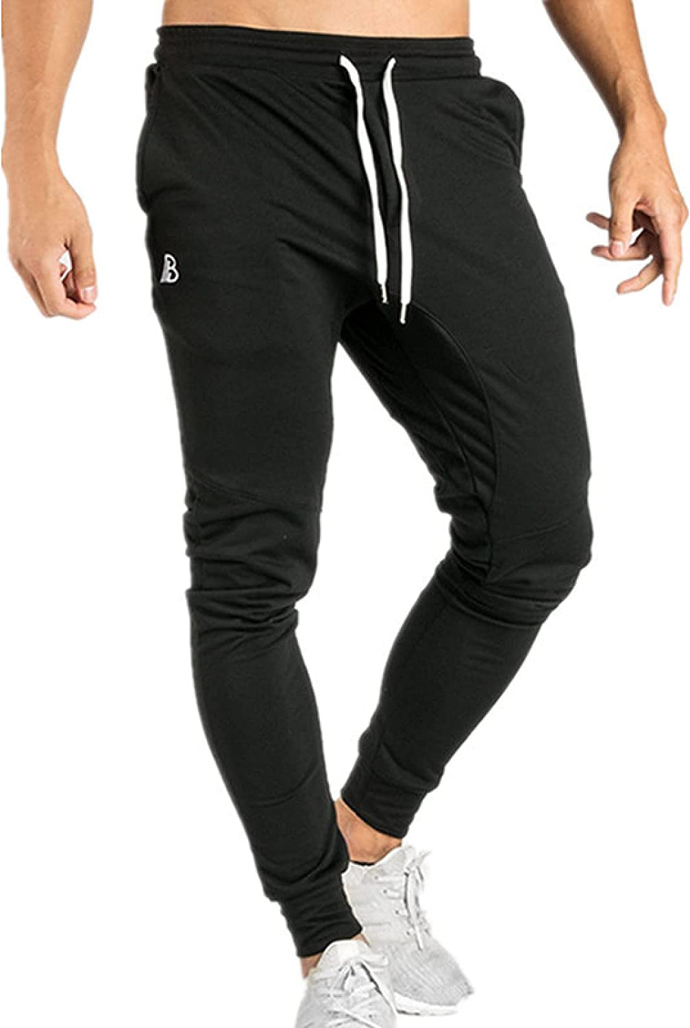 Men's Casual Pants Summer Thin Tucson Mall Max 41% OFF All-Match Loose Elastic Pa