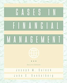 Cases in Financial Management, 2nd Edition
