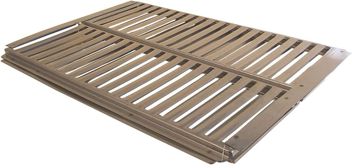 Limited Special Price Music City Metals Max 46% OFF 99511 Stainless f Replacement Heat Steel Plate