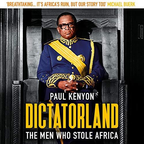 Dictatorland cover art