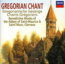 Gregorian Chant: Benedictine Monks of the Abbey of Saint-Maurice & Saint Maur, Clervaux