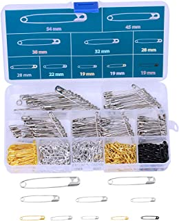 YoungRich Weaving Tool Set 35 PCS Soft Needles Point Protectors Stoppers 200 PCS Plastic Knitting Marker Stitch Ring Markers for Crafting Hat Sock Scarf Sweater Several Sizes in Assorted Colors