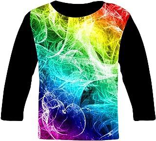 BlountDecor Unisex T-Shirt,Seashells and Corals Fashion Personality Customization