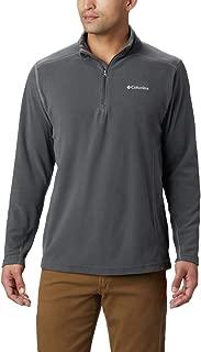 Columbia Men's Klamath Range Half Zip Fleece
