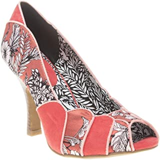 RUBY SHOO Matilda Womens Shoes Orange