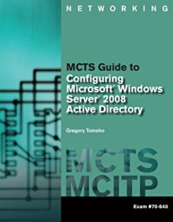 Cengage Learning eBook for MCTS Guide to Configuring Microsoft Windows Server 2008 Active Directory (Exam #70-640), 1st Edition