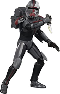 Star Wars The Black Series Bad Batch Hunter 6-Inch-Scale Star Wars: The Clone Wars Collectible Action Figure, Toys For Kid...