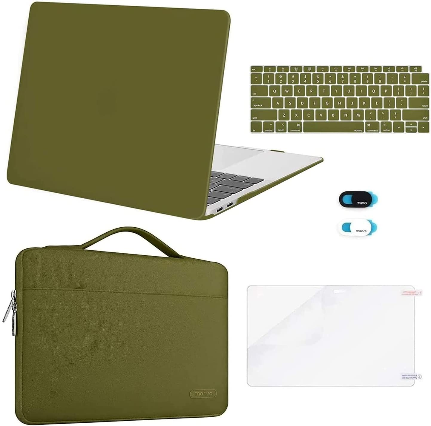 Fresno Mall MOSISO Compatible with MacBook Air 13 Case 2019 shop inch R 2020 2018