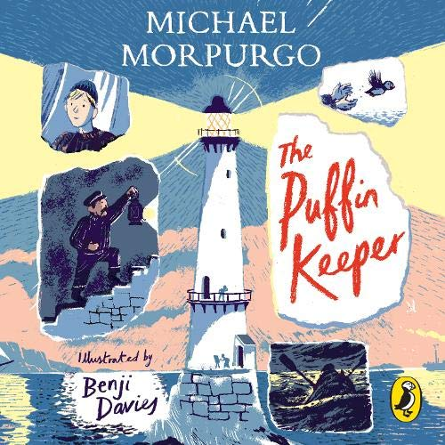 The Puffin Keeper cover art