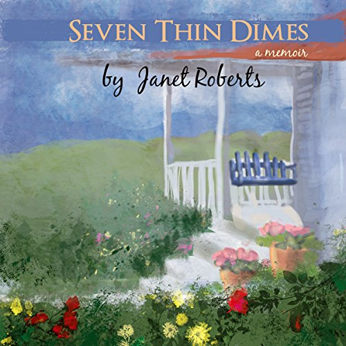 Seven Thin Dimes audiobook cover art