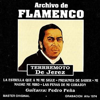 Archivo De Flamenco Vol.7 (Terremoto De Jerez)