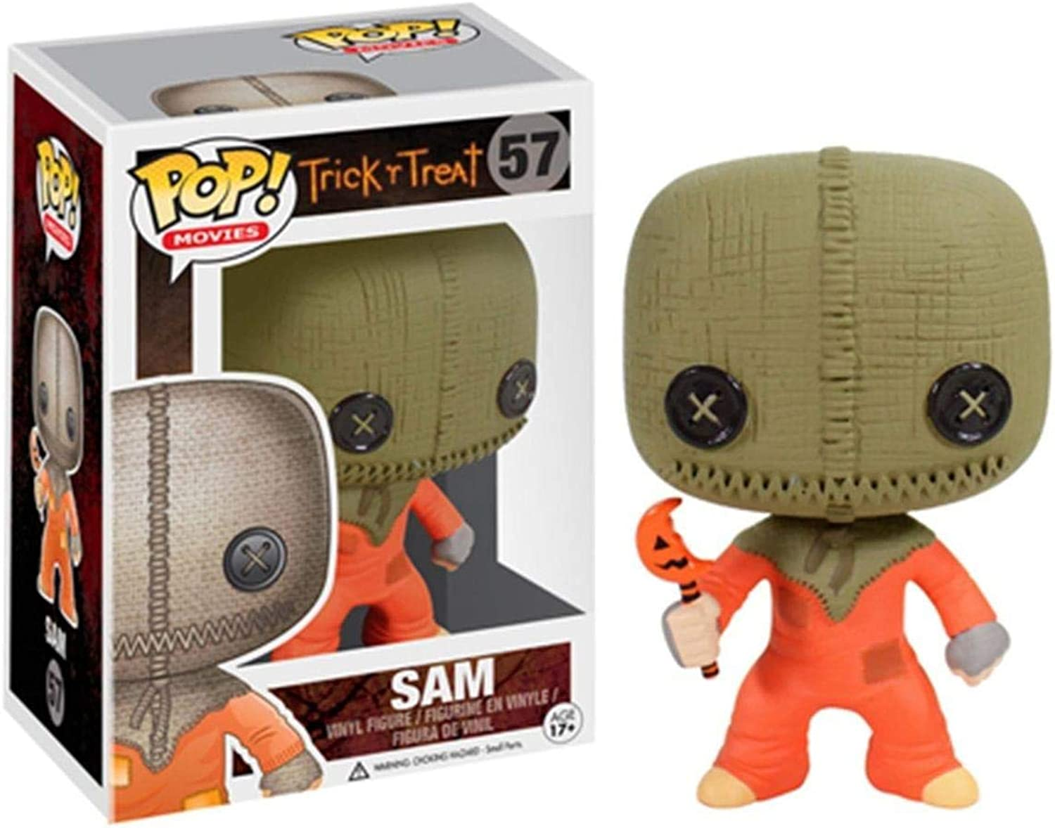 POP  Vinyl Trick or Treat Sam Figure