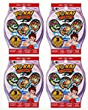 Yo-Kai Watch Series 2 Medal Blind Bags - 4-Pack