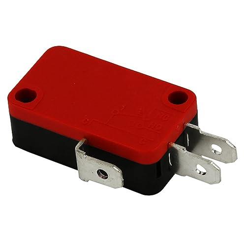 SODIAL(R) Mini V-15-1C25 Micro-interruptor del boton de