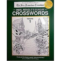 in budget affordable Merla Ligras Sunday Crossword, Vol.  1