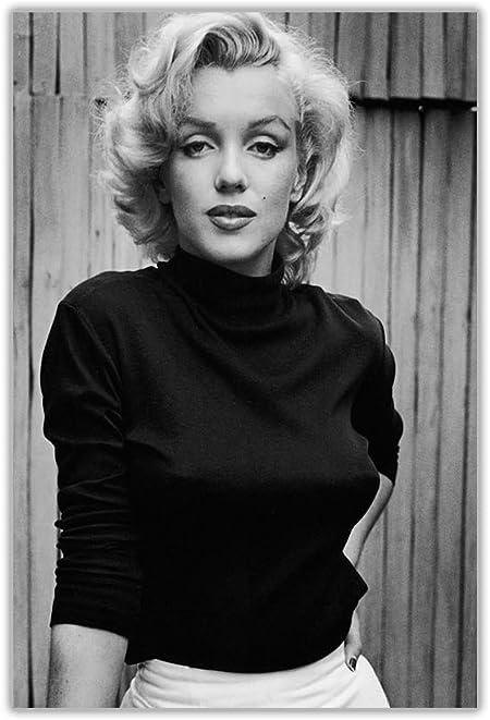 #10 Hypebeast Marilyn Large Print Poster