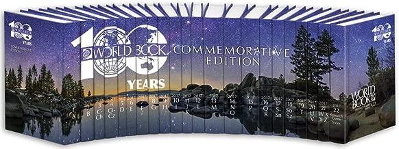 World Book Encyclopedia 2017, 22 Volume Set