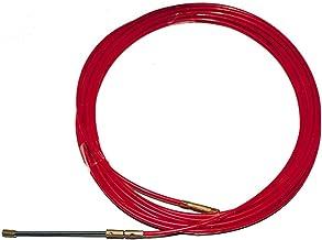 ATM kabeldoorvoer kabeldoorvoer roestvrij staal/nylon punt intercamb. 30 m. 760030
