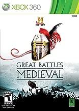 History Great Battles Medieval - Xbox 360 (Renewed)