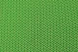 Polytex Jerseystoff Grün mit Sternenmuster