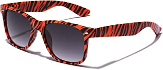 tiger print glasses