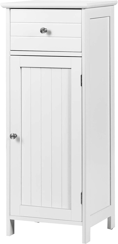 Giantex Bathroom Floor Storage Cabinet La Shelf Max 46% OFF with Adjustable trend rank