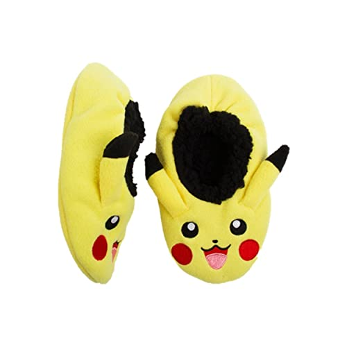 Pikachu Slippers Pokemon Slippers