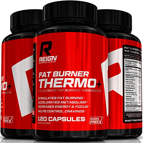 Reign Performance Nutrition Fat Burner Thermo+