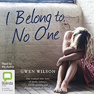 I Belong to No One cover art