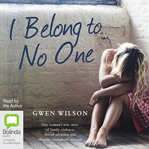 I Belong to No One audiobook cover art