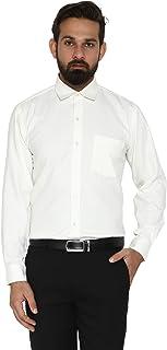 NOBLE EAGLE Men Cottswool Winter Wear Woolen Full Sleeves Formal Shirt for Men