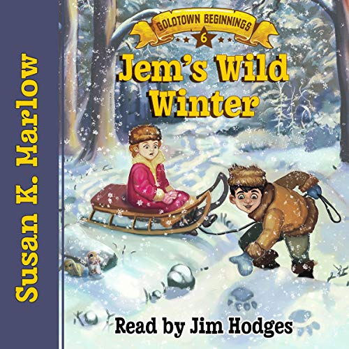 Jem's Wild Winter  By  cover art