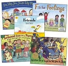 Friendship and Feelings Books - Set of 5