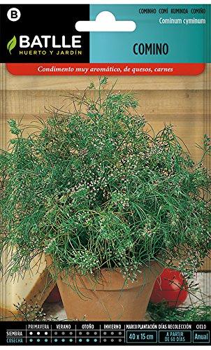 Semillas Aromáticas - Comino - Batlle