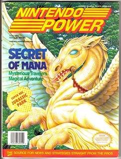 Nintendo Power Magazine - Secret of Mana (Volume 54)