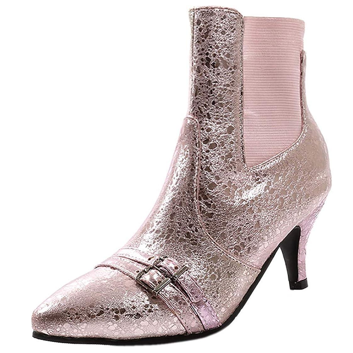 ポンペイハードリングコロニアル[Unm] レディーズ ファッション ミッドヒール チェルシー ブーツ