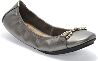 Me Too OLYMPIA1 Women's Leather Flat Shoe
