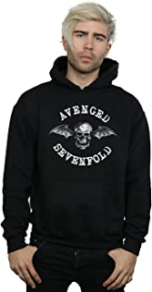 Absolute Cult Avenged Sevenfold Men's Death Bat Hoodie