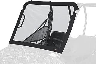 Classic Accessories QuadGear Black UTV Front Windshield (Polaris Ranger 400, 570, 800)