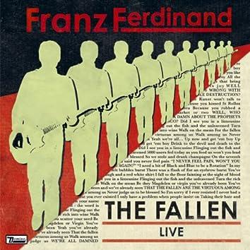 The Fallen Live In Bologna