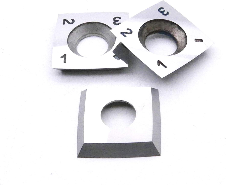 FomaSP 15mm Square Carbide Cutter Baltimore Mall 15mmX15mm - X2.5mm Inserts R1 Miami Mall