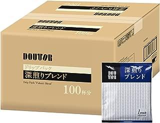 ドトールコーヒー ドリップパック 深煎りブレンド100P