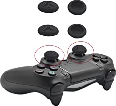 4 pcs Joypad TPU Gel Silicone Stick Cap Thumb Grips for Playstation 4 PS4/Playstation 3 PS3/Xbox One/Xbox 360 Controllers