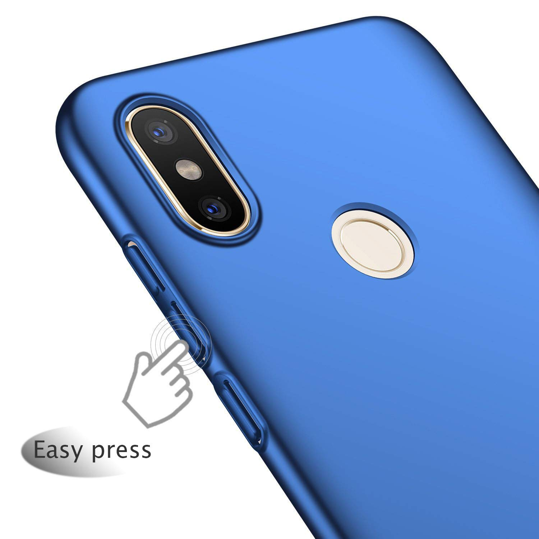 RFly Funda para Xiaomi Mi 7, Elegante Carcasa Dura Ultra Delgada ...