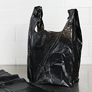 Best small black disposable bags Reviews
