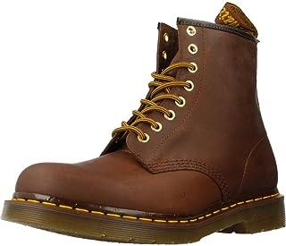 Dr. Martens 1460 8 Eye Boot Brown, Stivali Unisex-Adulto