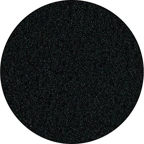 RCS-Systeme RCS Systeme 12550-2 Lautsprecher Bespannstoff (L x B) 200 cm x 75 cm, black, 343056